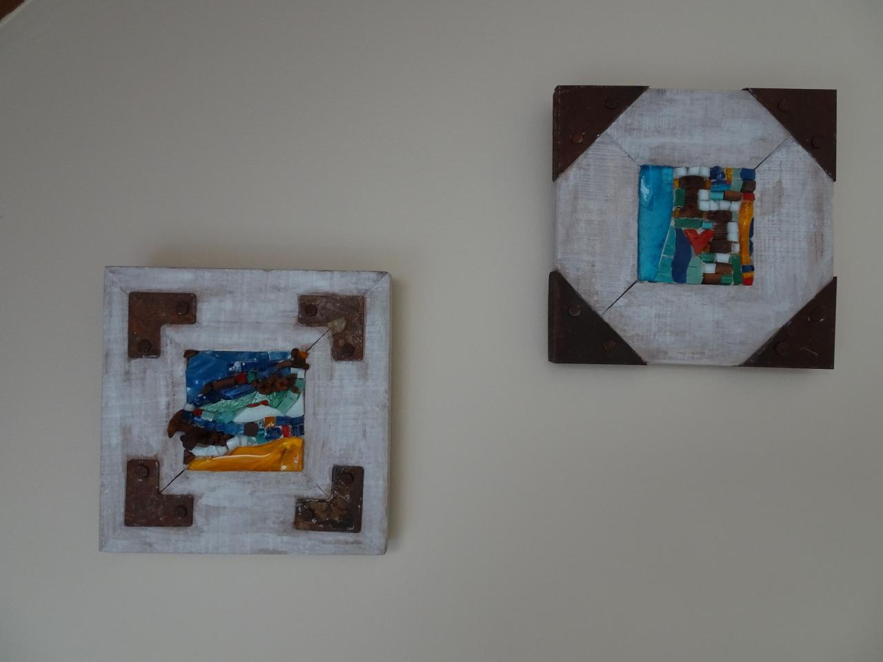 Miniatures I et II - Olga Choquel