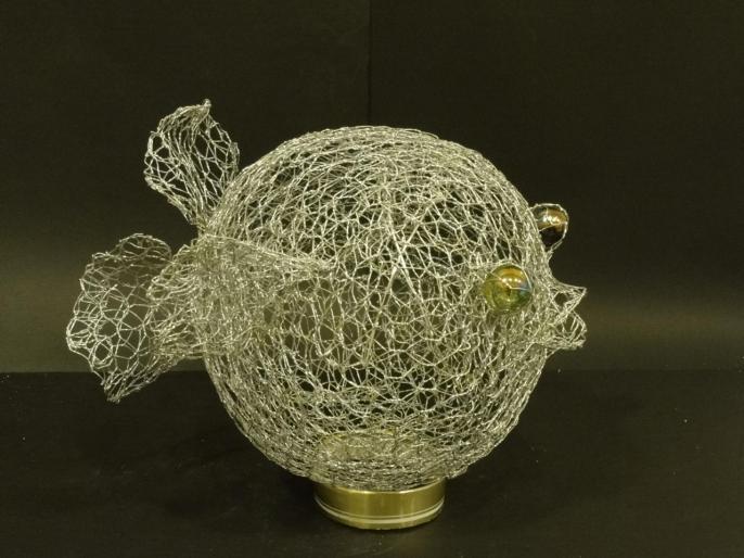 Poisson boule d'Olga Choquel