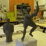 Sculpture grillage 01-2015