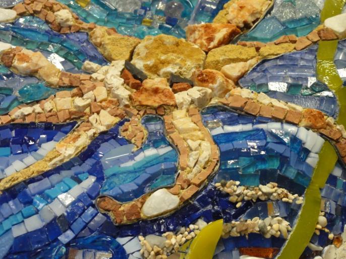 Pieuvre (détail) - Olga Choquel