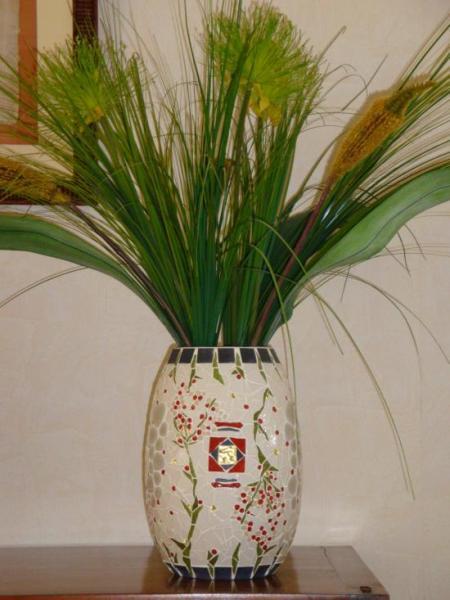 Vase japonisant