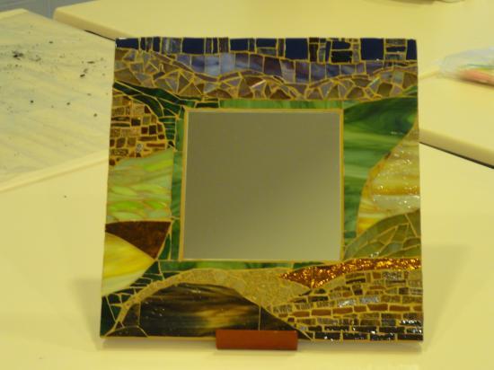 Miroir de Marie-hélène