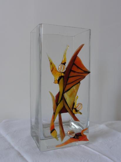 "Vase ""Kimo"""