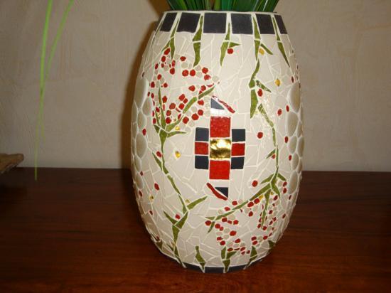 Vase japonisant (détail)