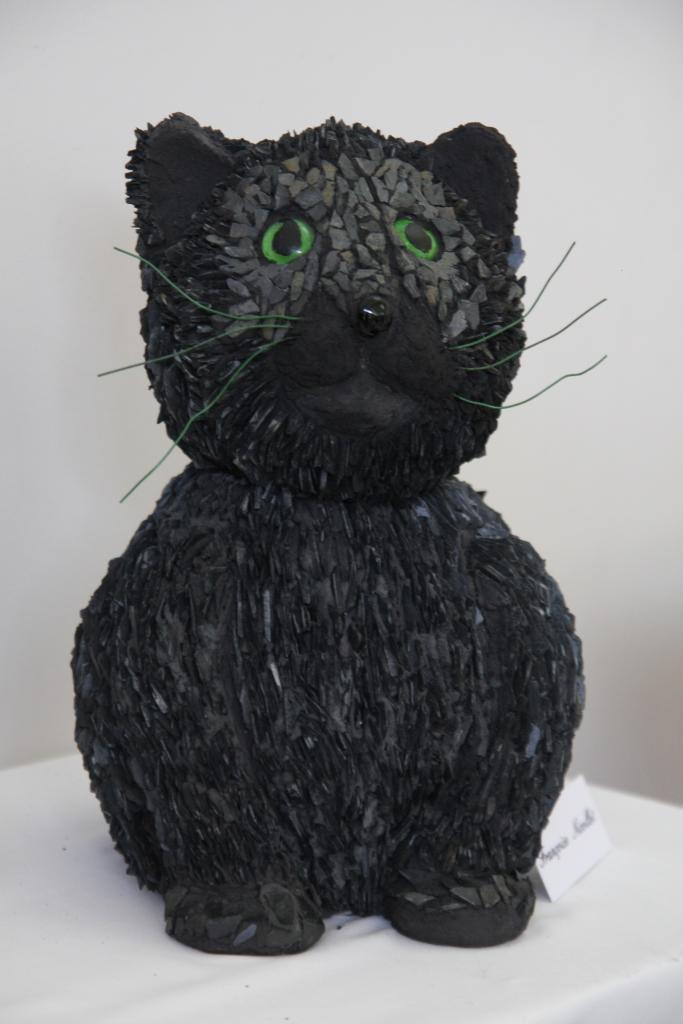 Sculpture - Françoise Nicollet