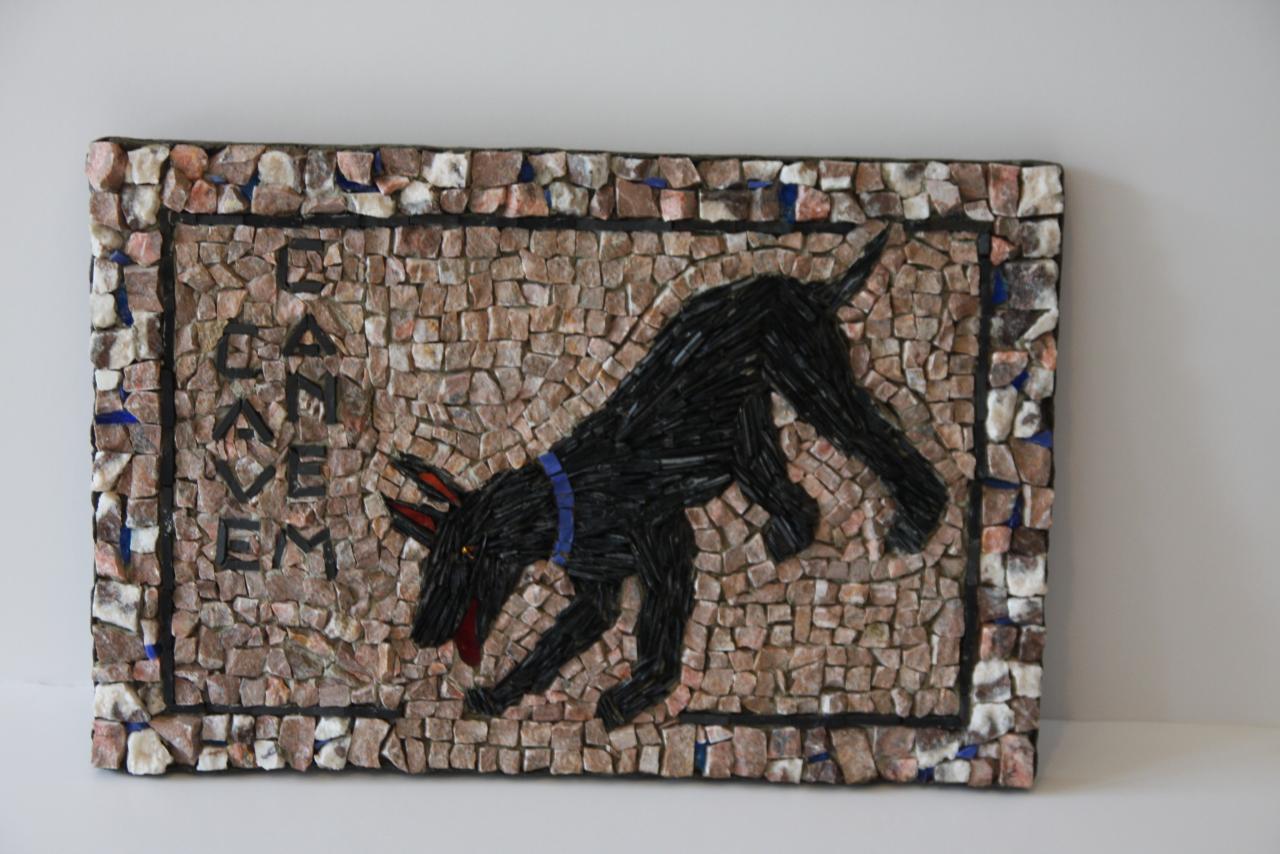 Cave Canem - Simone Abou