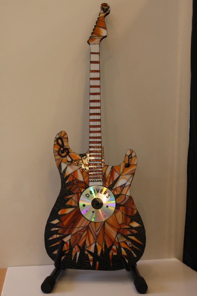 Guitare - Christiane Creusot