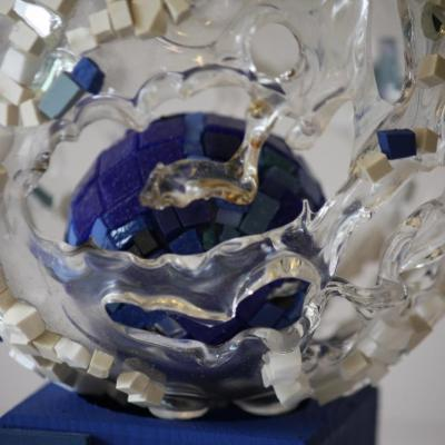 Sculpture (détail) - Marianne Le Bideau