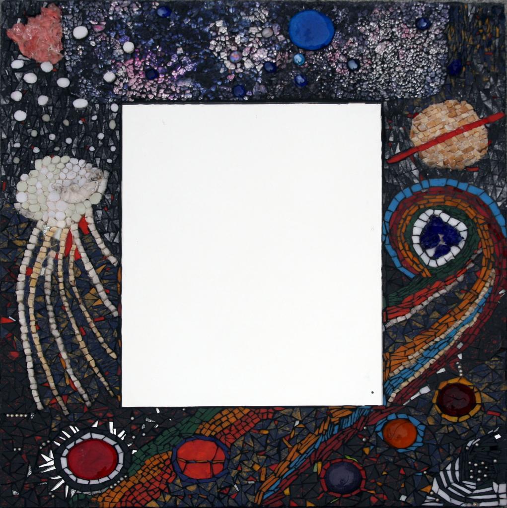 Miroir galaxie - Marie-France Pogniot